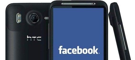 Facebook-Smartphone von HTC