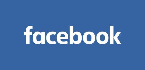 Logo von Facebook (2015)