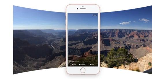 Facebook Panoramabilder