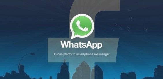 Facebook schluckt WhatsApp