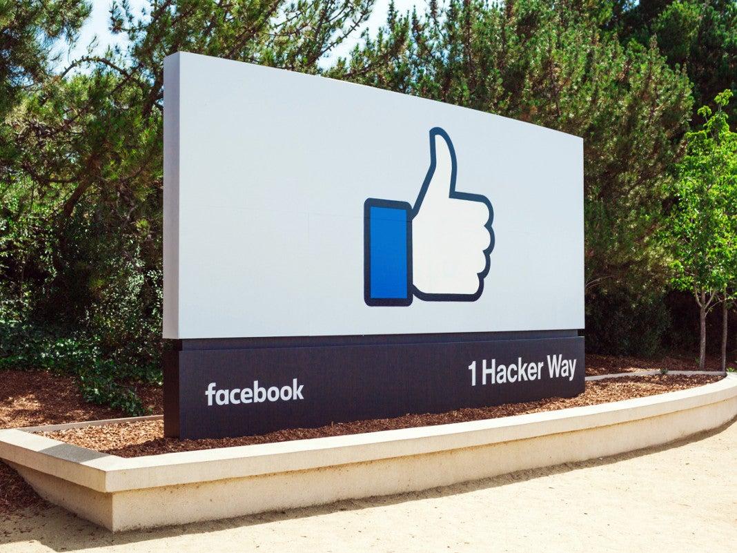 Facebook Zentrale Kalifornien