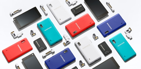 Fairphone 2 Kamera-Module