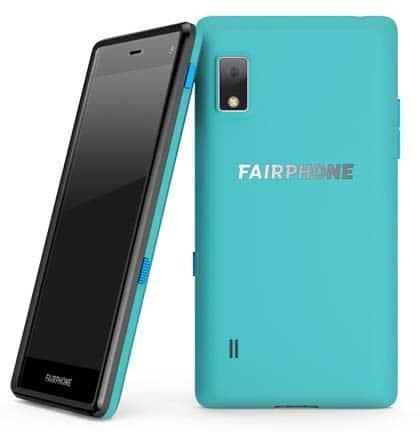 Fairphone 2 Slim Türkis