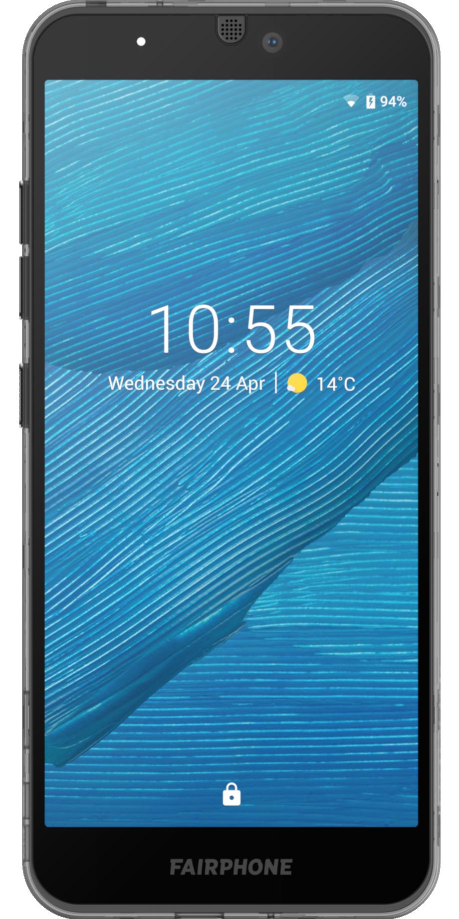 Fairphone 3 Frontansicht