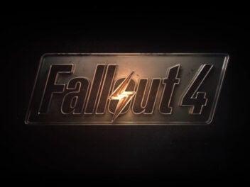 Das Fallout 4 Logo