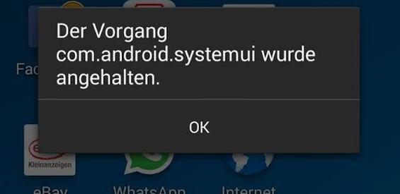 Fehler nach Update der Google-App