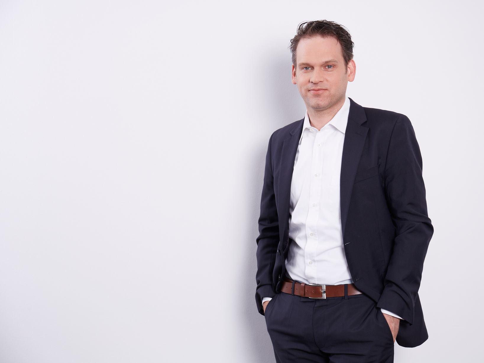 freenet Produktmanager Felix Bommer