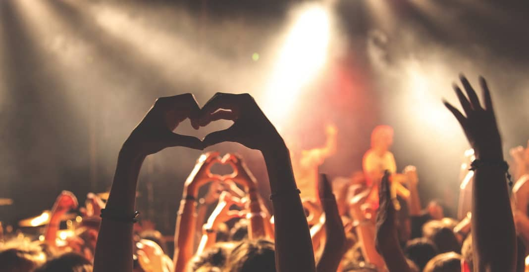Festival, Sommer, Party, Musik, Konzert, Smartphones, Apps