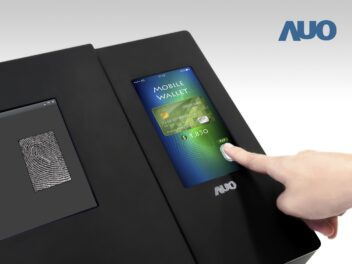 Ganzflächiger Fingerabdrucksensor vorgestellt
