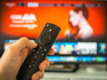 Fire TV Fernbedienung von Amazon