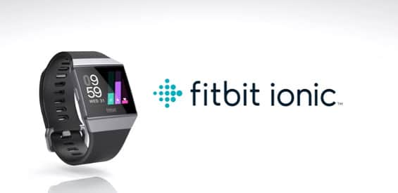 Fitbit Icon Weable Smartwatch