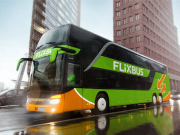 Flixbus Doppeldecker