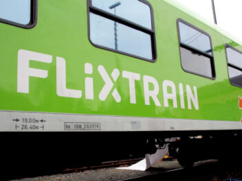 Flixtrain Zug