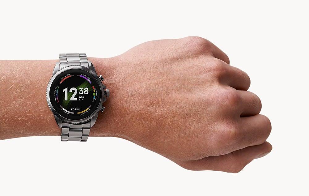 Fossil Gen 6 Smartwatch Front