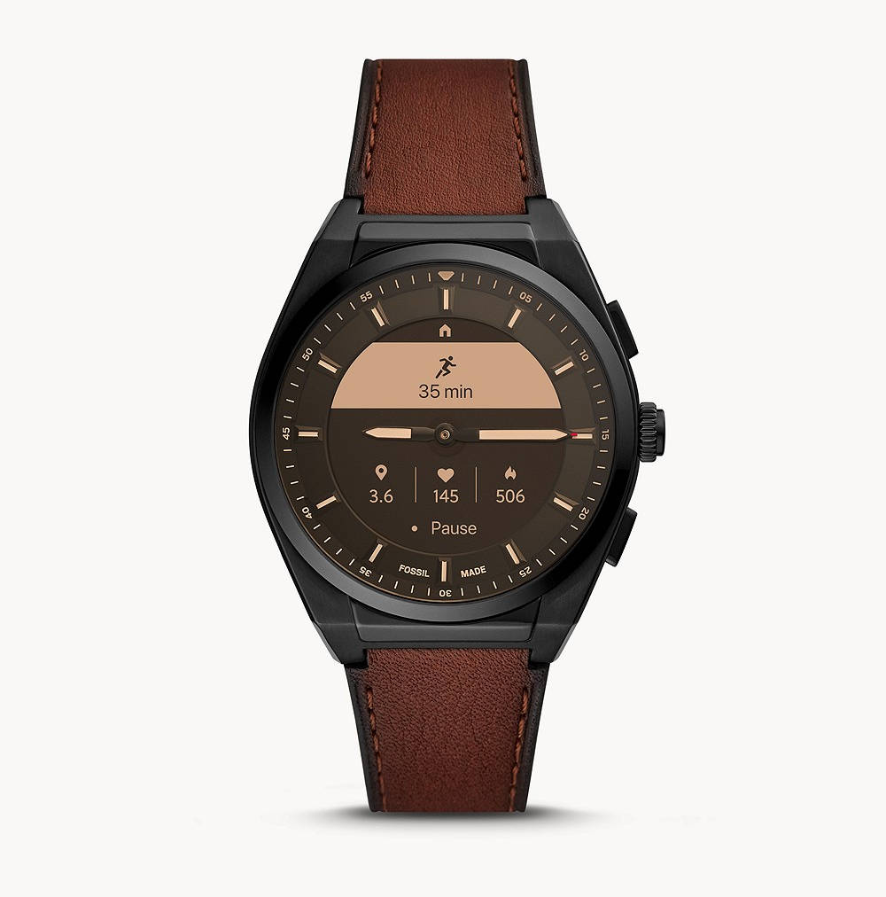 Fossil Hybrid Smartwatch HR Everett