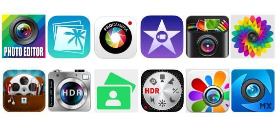 Foto- und Video-Apps