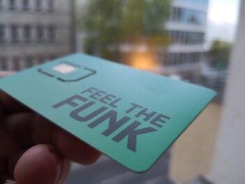 freenet Funk SIM Karte