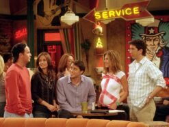 Die Serie Friends