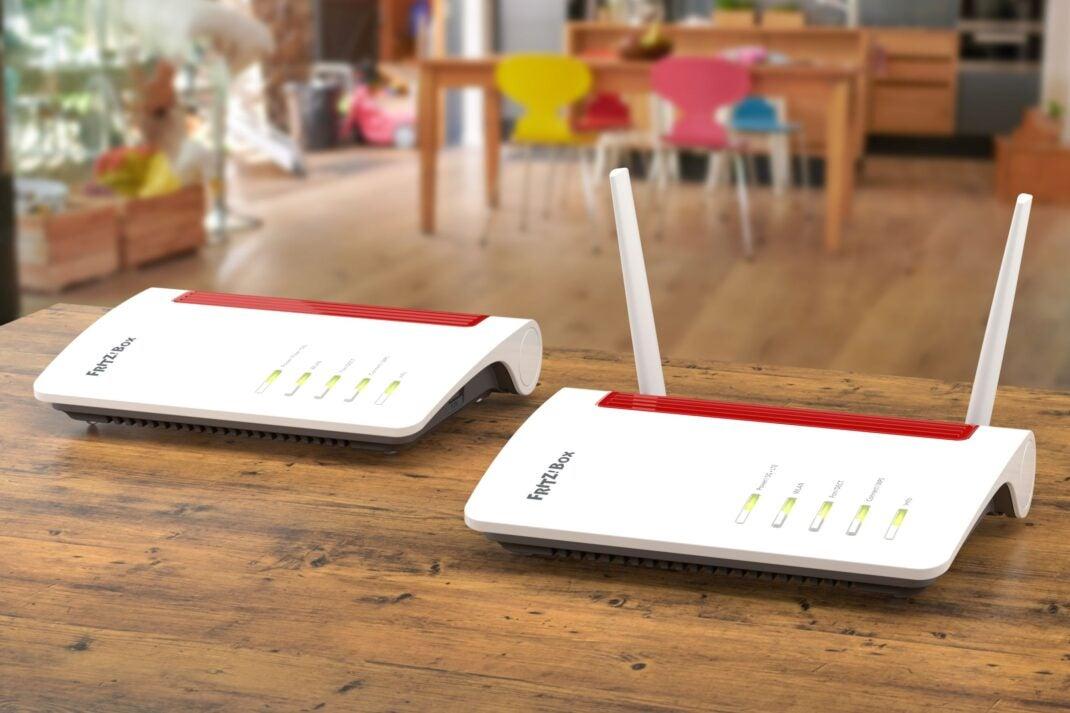 FritzBox 5550 und FritzBox 6850 5G