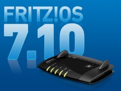 AVM FritzOS 7 10: Update für Kabel-FritzBox und Powerline