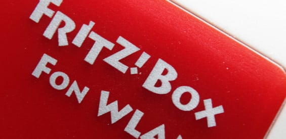 FritzBox Internet WLAN Symbolbild