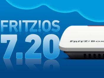 FritzBox 7.20 Update