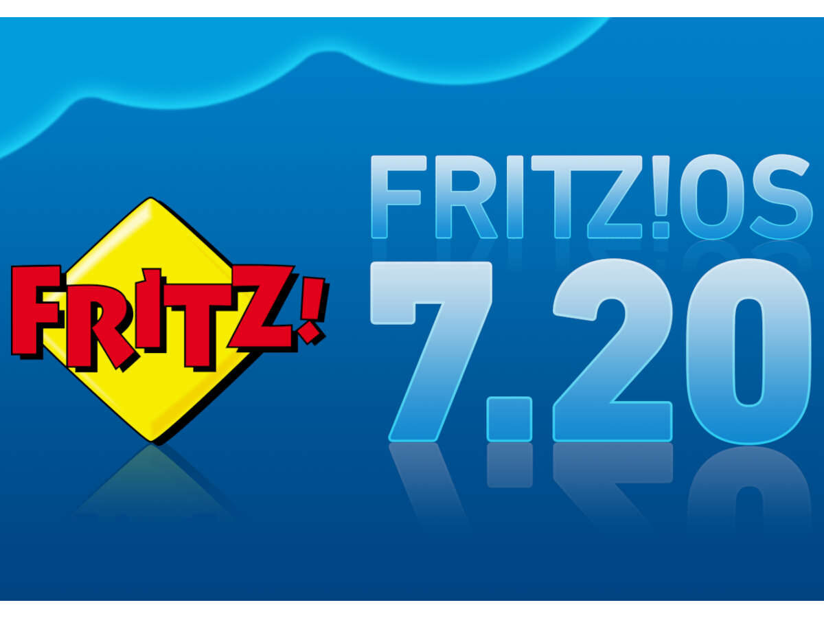 FritzOS Update