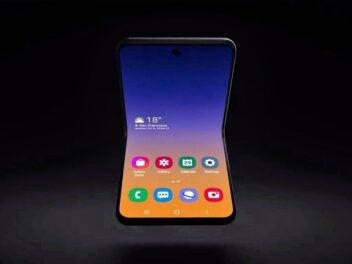 Samsungs Falthandy: Galaxy Z Flip