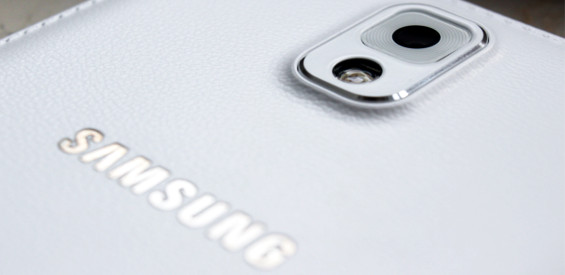 Galaxy Note 3 Kamera