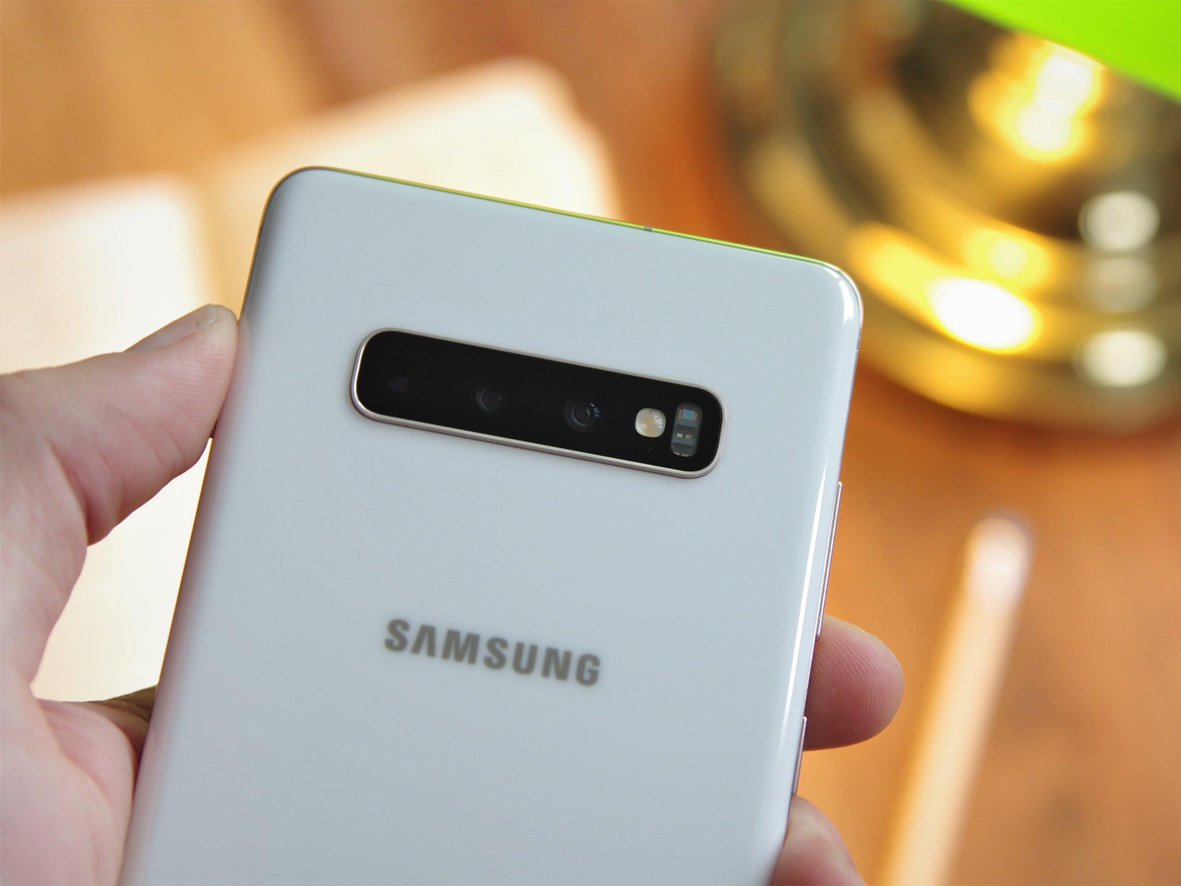 Samsung Galaxy S10 im Hands-On