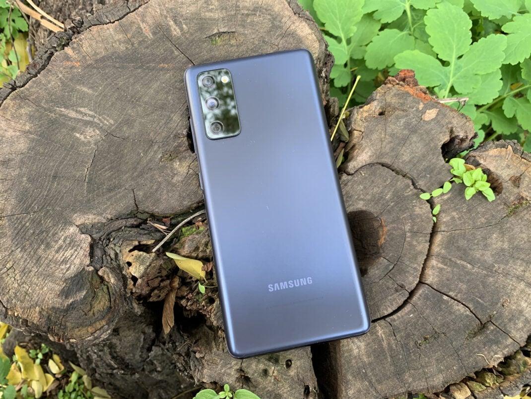 Samsung Galaxy S20 FE Rückseite