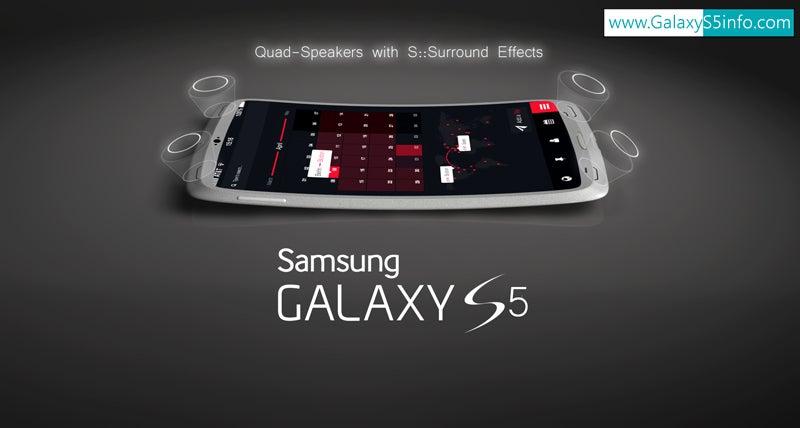 Galaxy S5 Konzept