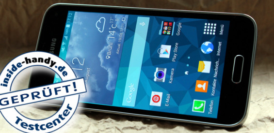 Galaxy S5 mini im Test