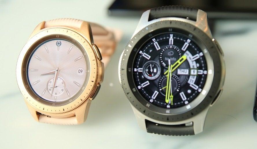 Galaxy Watch: Hands-On