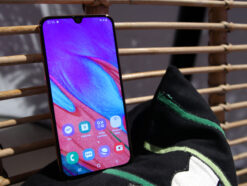 Samsung Galaxy A40 im Hands-On