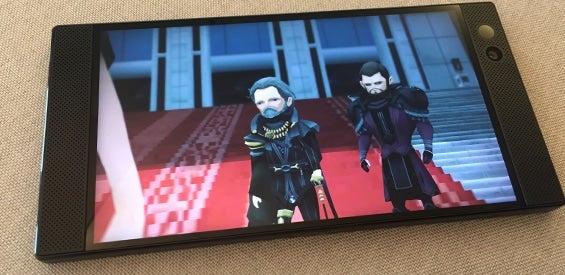 Gaming-Smartphone Razer Phone vorgestellt
