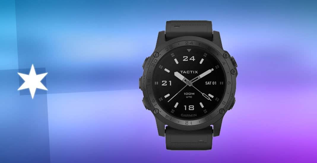 Garmin TicTax Charlie, Smartwatch, Wearble