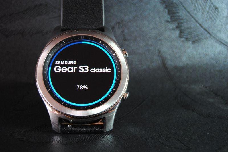 Gear S3 Classic