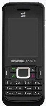 General Mobile DST 33 Datenblatt - Foto des General Mobile DST 33
