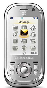 General Mobile DST 3G Smart