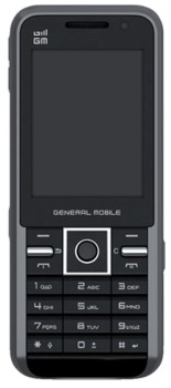 General Mobile DST 3GCool Datenblatt - Foto des General Mobile DST 3GCool
