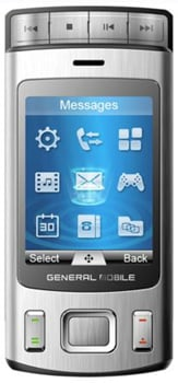 General Mobile DST 450 Datenblatt - Foto des General Mobile DST 450