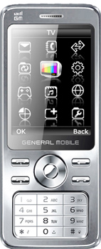 General Mobile DST 800