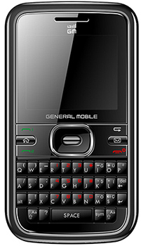 General Mobile DSTQ 100 Datenblatt - Foto des General Mobile DSTQ 100