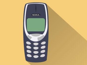 Nokia dominierte in den 90er-Jahren den Handy-Markt mit Modellen wie dem Nokia 3310