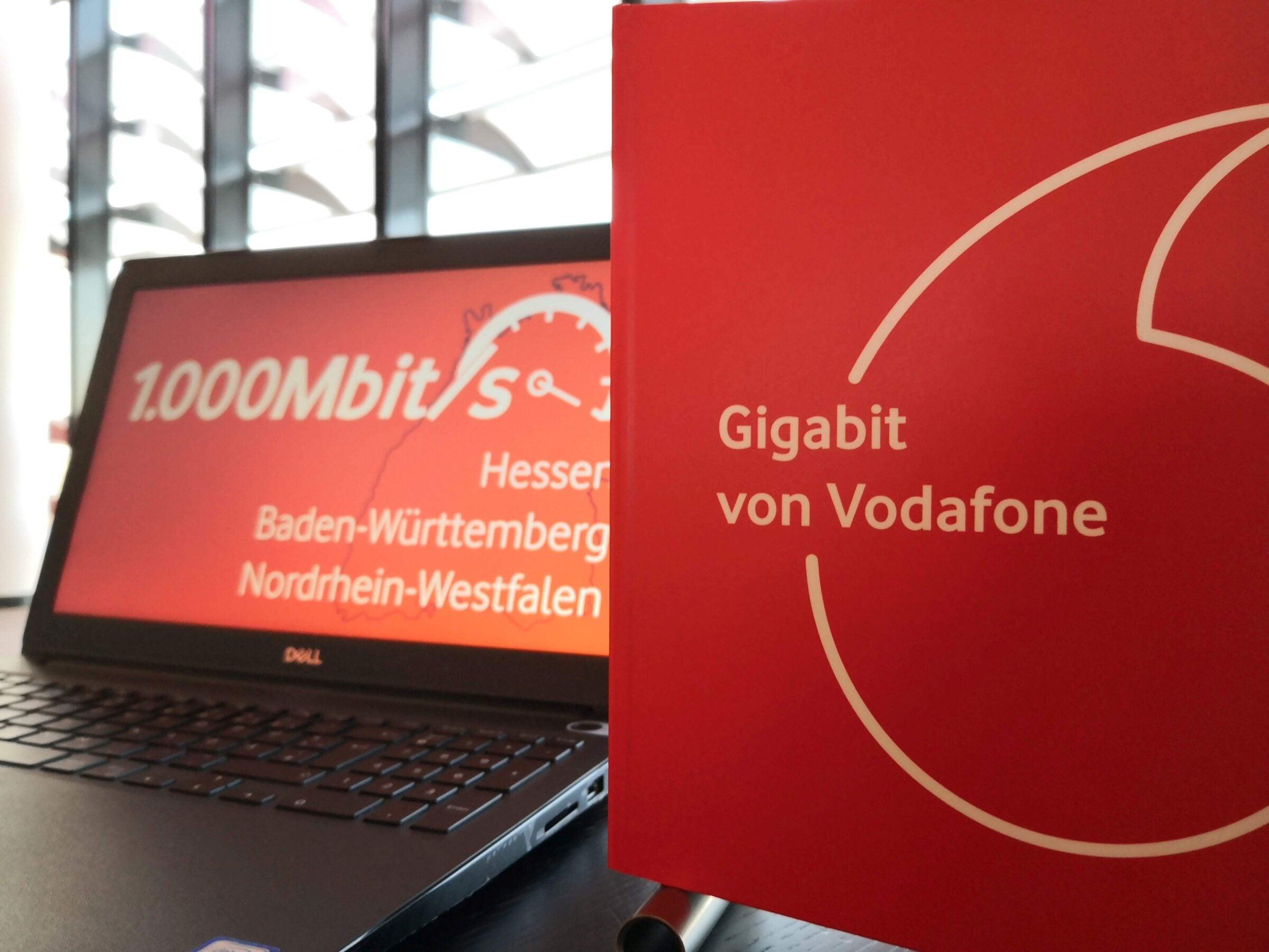 Erfahrungen mit dem Gigabit von Vodafone Erstaunliche Test Ergebnisse