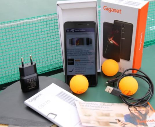 Gigaset GS170 Test Unboxing