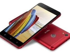 Gigaset GS270 in rot