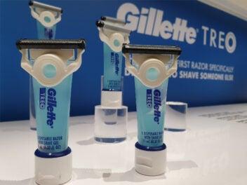 Gilette Treo, ausgestellt auf der CES 2020