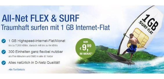 Aktiostarif von GMX und Web.de